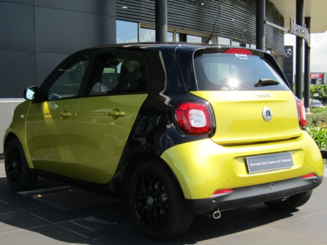 2017 SMART ForFour PASSION + URBAN STYLE