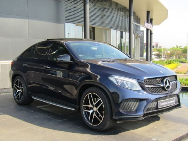 2016 MERCEDES-BENZ GLE COUPE 450/43 AMG 4MATIC