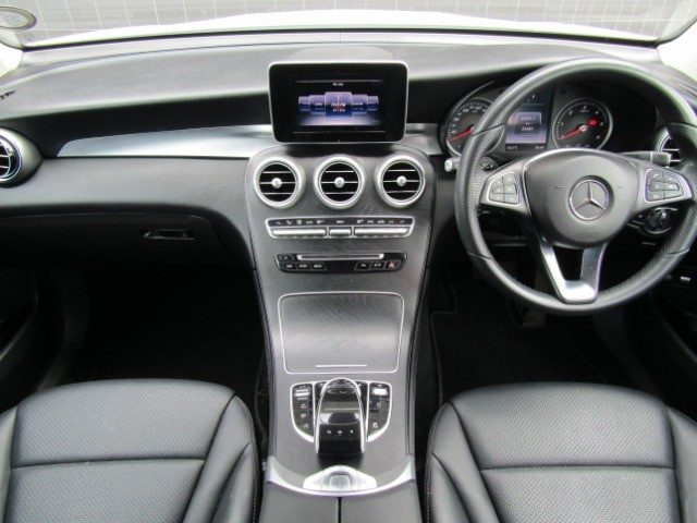 2017 MERCEDES-BENZ GLC 350d