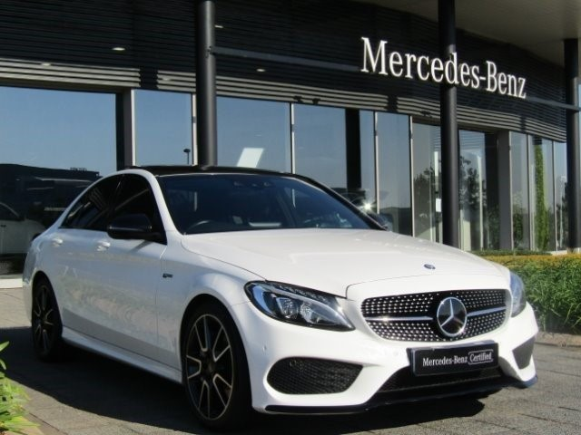 2017 MERCEDES-BENZ AMG C43 4MATIC
