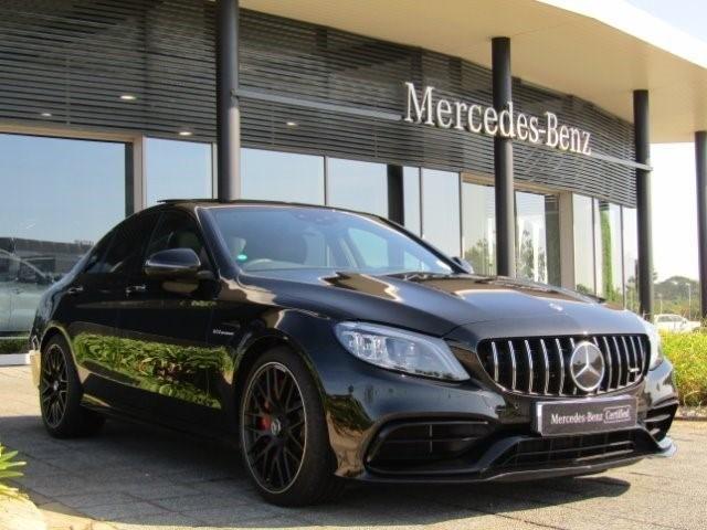 2019 MERCEDES-BENZ C63 AMG S