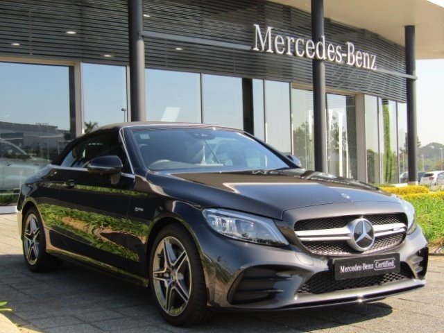 2019 MERCEDES-BENZ AMG C43 4MATIC CABRIO