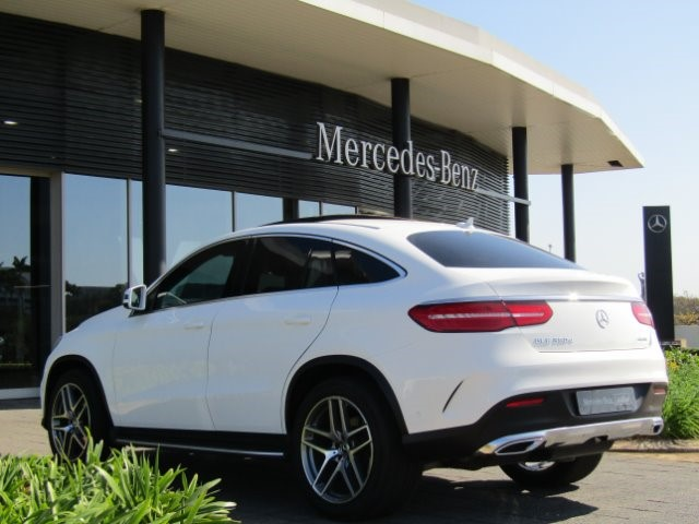 2019 MERCEDES-BENZ GLE 350d 4MATIC