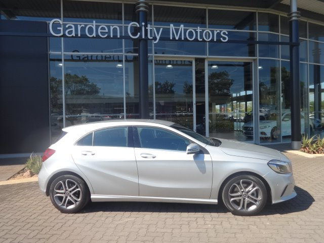2018 MERCEDES-BENZ A 200d URBAN A/T