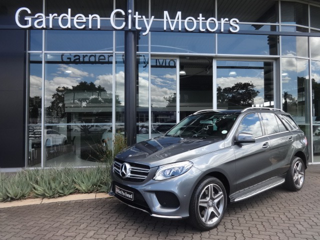 2017 MERCEDES-BENZ GLE 350d 4MATIC