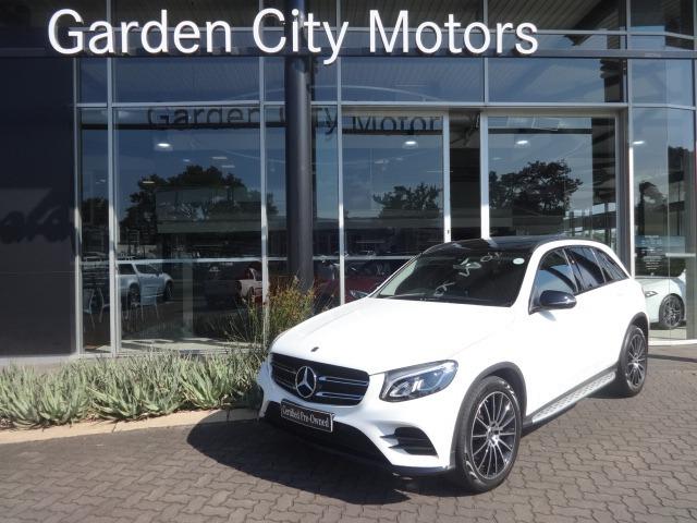 2018 MERCEDES-BENZ GLC 250d AMG