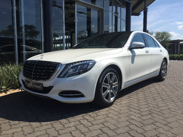 2014 MERCEDES-BENZ S350 BLUETEC