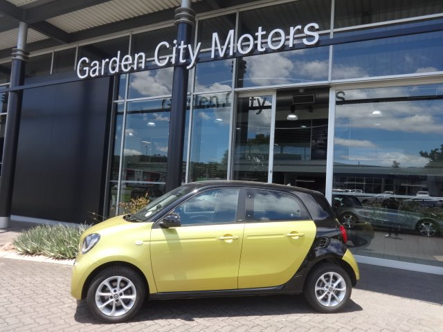 2016 SMART ForFour PASSION