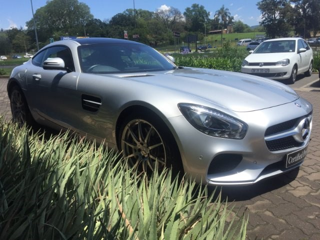 2018 MERCEDES-BENZ AMG GT 4.0 V8 COUPE
