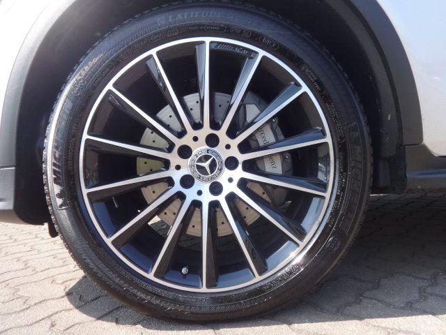 2019 MERCEDES-BENZ GLC COUPE 250d AMG