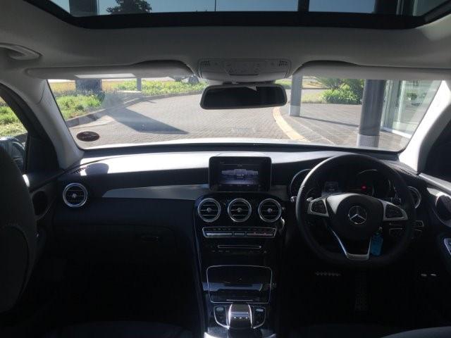 2019 MERCEDES-BENZ GLC 250d AMG