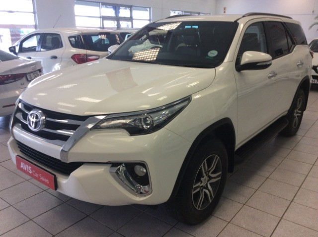 2019 TOYOTA FORTUNER 2.4GD-6 4X4 A/T