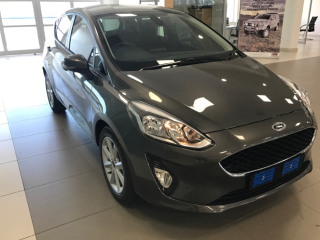 2018 FORD FIESTA 1.0 ECOBOOST TREND POWERSHIFT 5DR
