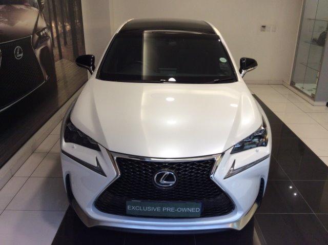 2018 LEXUS NX 2.0T F-SPORT/300 F-SPORT