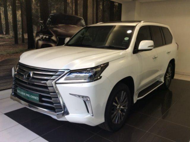 2019 LEXUS LX 4.5TD V8