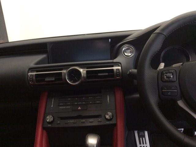 2019 LEXUS RC 350 F-SPORT V6