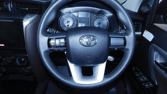 2018 TOYOTA FORTUNER 2.4GD-6 4X4 A/T
