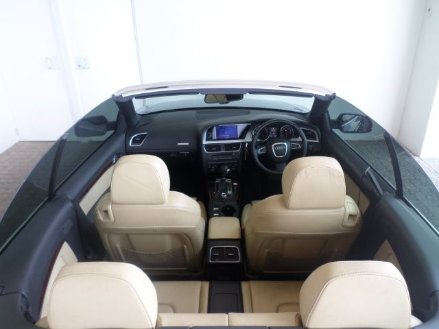 2010 AUDI A5 3.0 TDI QUATTRO CAB STRONIC