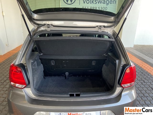 2019 VOLKSWAGEN POLO VIVO 1.0 TSI GT (5DR)