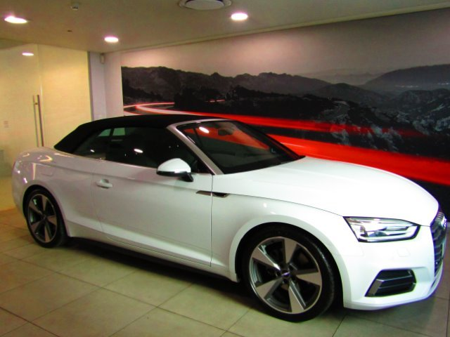 2019 AUDI A5 2.0T FSi CABRIOLET SPORT STRONIC