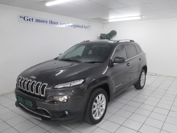 JEEP CHEROKEE 3.2 LIMITED AWD A/T
