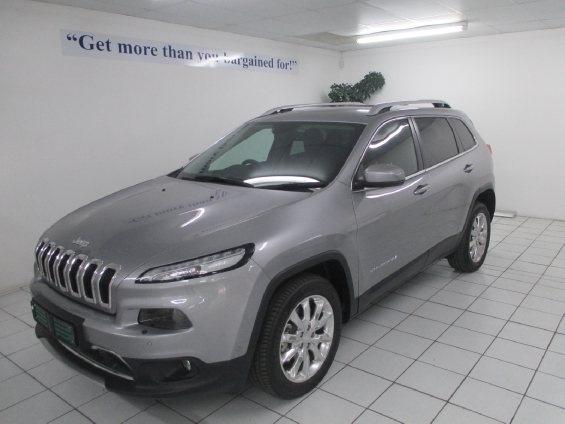 JEEP CHEROKEE 3.2 LIMITED A/T