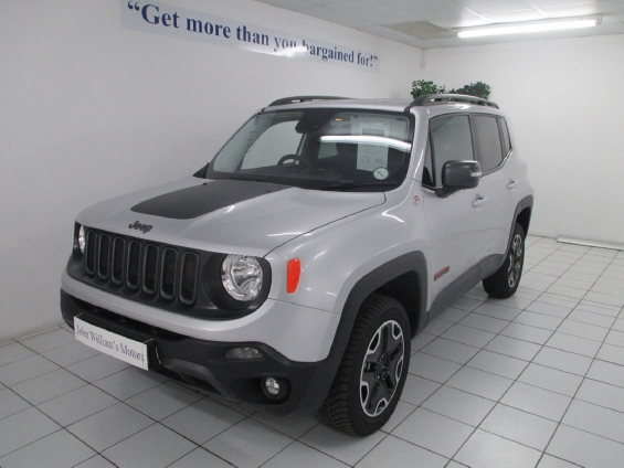 JEEP RENEGADE 2.4 TRAILHAWK A/T