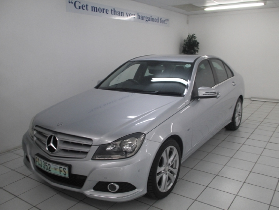 MERCEDES-BENZ C200 BE AVANTGARDE A/T (2011-6) - (2014-6)