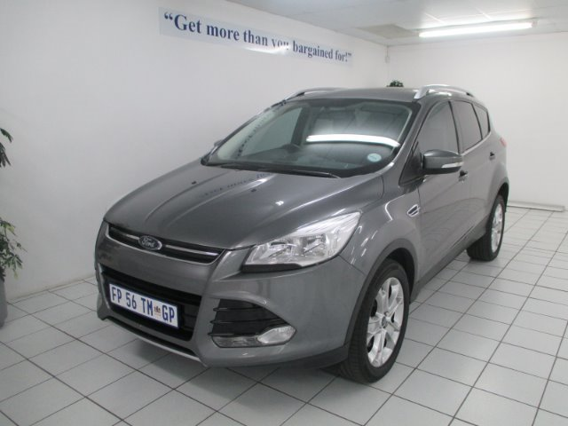 FORD KUGA 2.0 TDCI TITANIUM AWD POWERSHIFT (2013-3) - (2015-1)
