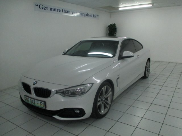 BMW 420i COUPE A/T (F32)
