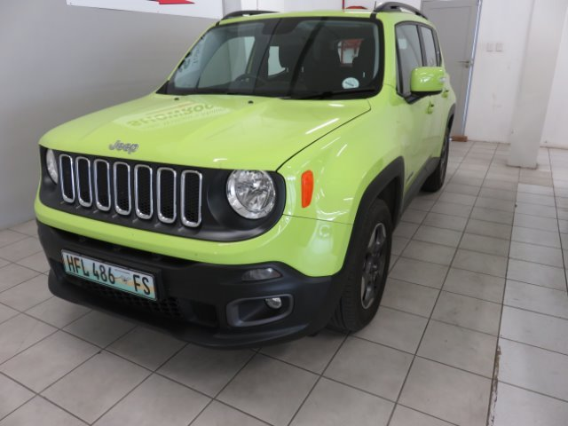 2018 JEEP RENEGADE 1.6 E-TORQ LONGITUDE