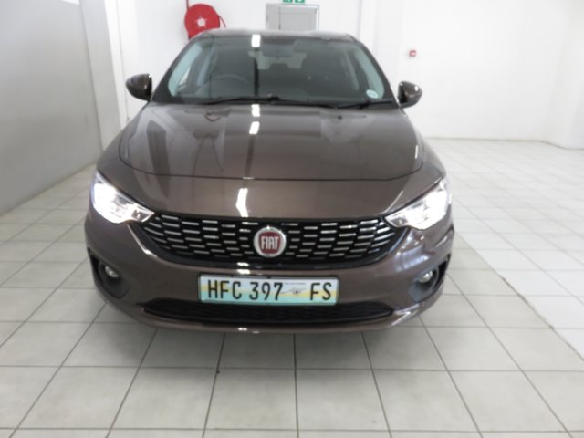 2018 FIAT TIPO 1.4 EASY 5DR