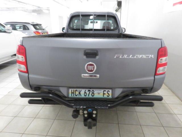 2018 FIAT FULLBACK 2.4 MPi P/U S/C