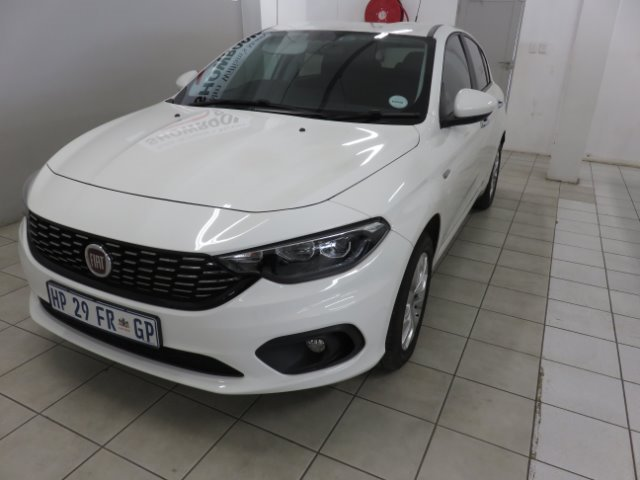 2017 FIAT TIPO 1.6 EASY A/T