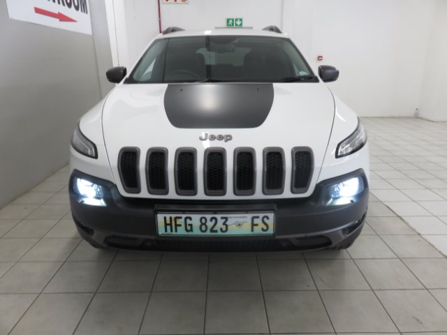 2018 JEEP Cherokee 3.2 TRAILHAWK A/T