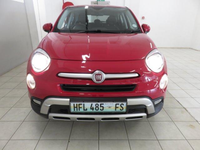 2018 FIAT 500X 1.4T CROSS PLUS DDCT