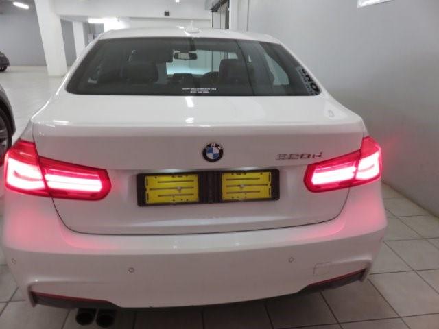 2018 BMW 320D EDITION M SPORT SHADOW A/T