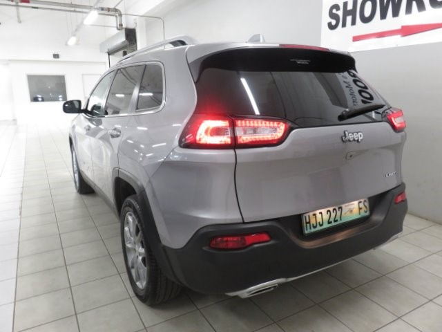 2018 JEEP Cherokee 3.2 LIMITED A/T