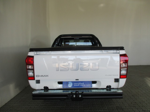 2018 ISUZU KB 250 D-TEQ HO FLEETSIDE SAFETY P/U S/C