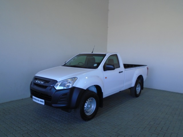 2019 ISUZU D-MAX 250 HO FLEETSIDE SAFETY S/C P/U