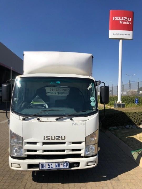 2014 ISUZU NLR 150 F/C C/C