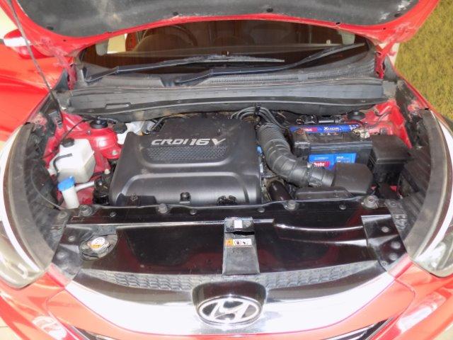 2014 HYUNDAI iX35 2.0 CRDi ELITE