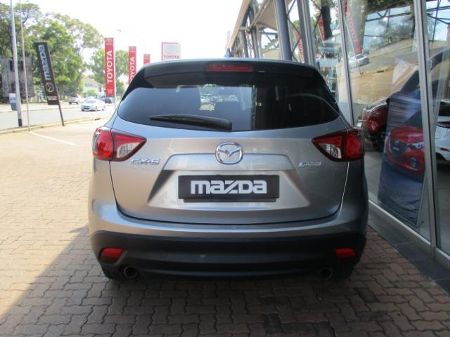 2015 MAZDA CX-5 2.2DE ACTIVE A/T