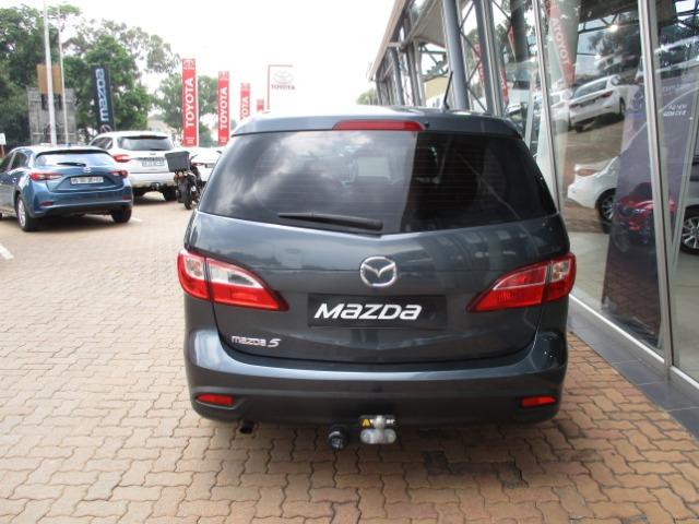 2012 MAZDA MAZDA5 2.0 ACTIVE 6SP