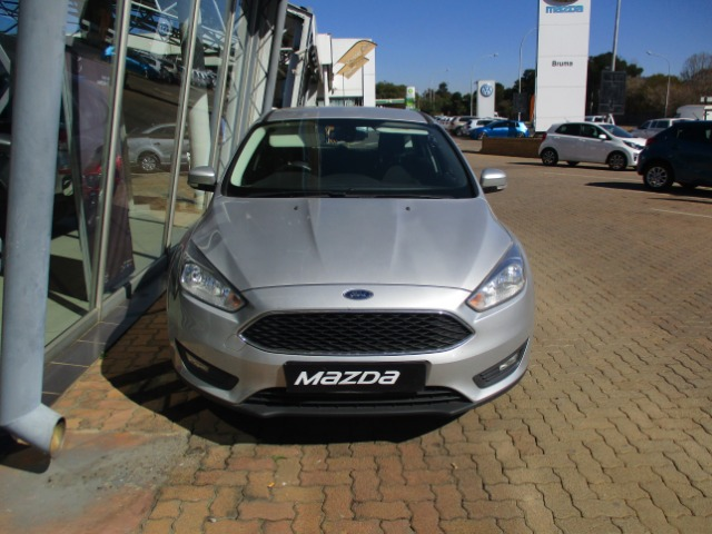 2016 FORD FOCUS 1.6 TDCi TREND 5DR