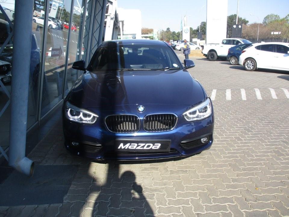 2018 BMW 120i 5DR A/T (F20)