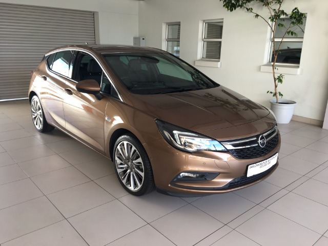 OPEL ASTRA 1.6T SPORT (5DR)