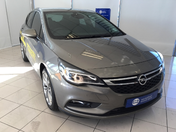 OPEL ASTRA 1.4T ENJOY A/T (5DR)