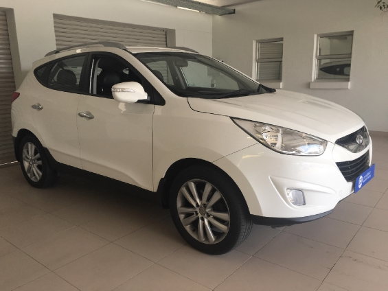 HYUNDAI iX35 R2.0 CRDi GLS/EXECUTIVE (2010-5) - (2014-1)
