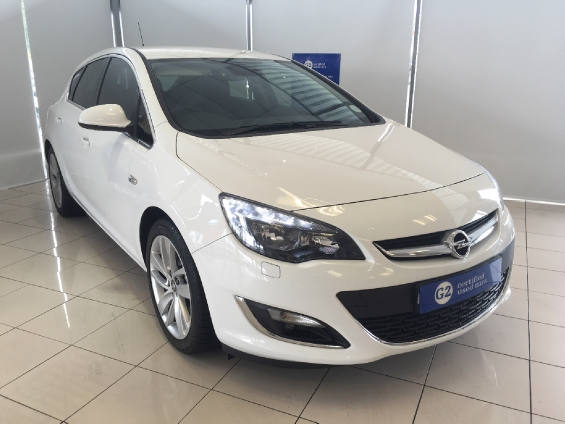 OPEL ASTRA 1.6T SPORT 5Dr (2010-10) - (2016-4)